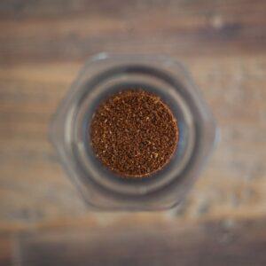 mængden af kaffe der skal bruges til aeropress