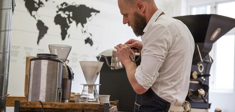 Stillers Coffee kaffebar