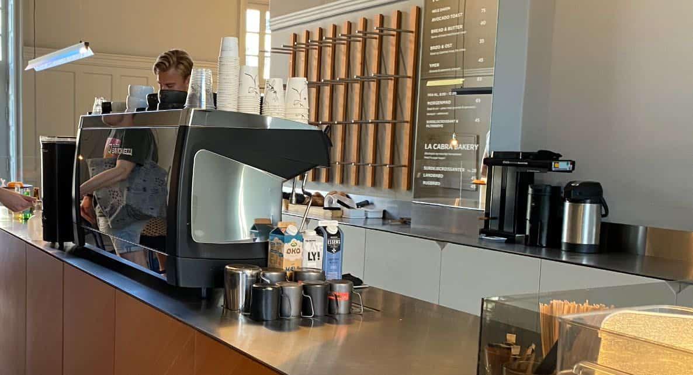 La cabra kaffe