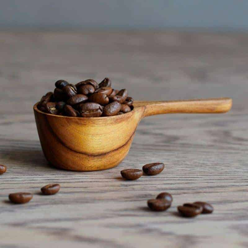 Dosering af kaffe