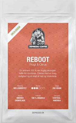 Depresso kaffe reboot